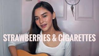 "Strawberries & Cigarettes (""Love, Simon"" OST) | Troye Sivan | Raphiel Shannon (Cover)"