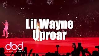 Lil Wayne - Uproar feat. Swizz Beatz (LIVE)