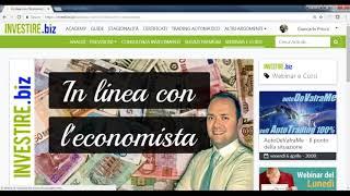In linea con l'Economista - 06.04.2018