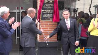 Inauguran Gran Maqueta de la Ciudad de México