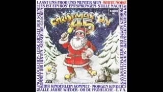 """White Noise – """"Christmas On 45"""" (Pt 1) (Germany Teldec) 1981"""
