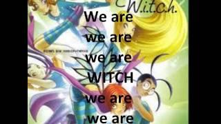 We are witch lyrics