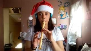 Naruto Shippuden Opening 20 En Flauta Dulce / kamiluya