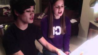 Firework Cover (Christian and Aubrey)