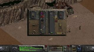 06 Fallout 1.5: Resurrection. Патрули гулей это не только талисманы, но и трофейные винтовки! Сэдит.