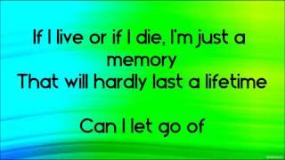 "Farewell, My Love - ""Angels"" {Lyrics}"