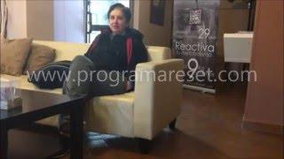 PROGRAMA Reset Video 15 Sara Suárez Dietista