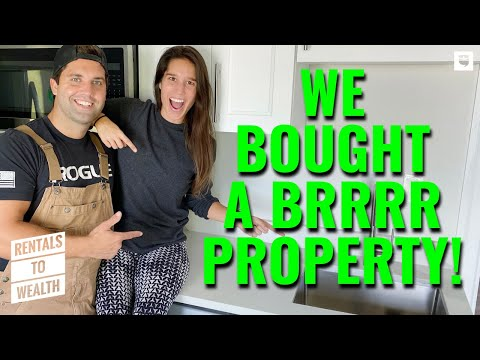We Bought A BRRRR Investment Property! | Kitchen Countertops & Finishing Touches Ep. 20