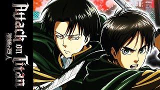 Attack on Titan Opening 3 - Shinzou wo Sasageyo 【English Dub Cover】Song by NateWantsToBattle