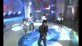 Singapore Idol 1 (2004) - Top 5 sings 'Where is the love'