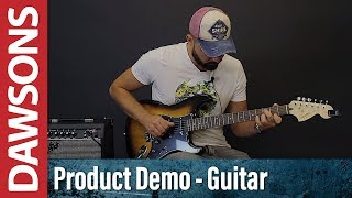 Squier Affinity Strat and Fender Frontman Pack Review