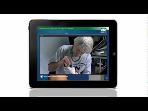 CTC EcoHeat på iPad