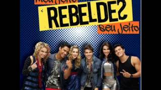 01. Tá em Casa - Rebeldes - CD Meu Jeito, Seu Jeito