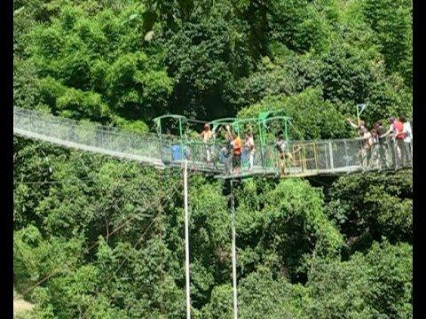 Canyon Swing Nepal