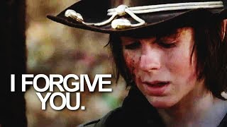 Carl Grimes | I Forgive You.