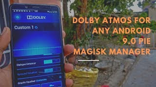 How to install dolby atmos on pie videos / InfiniTube