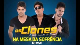 Os Clones - Chuva de Arroz (CD 2016)