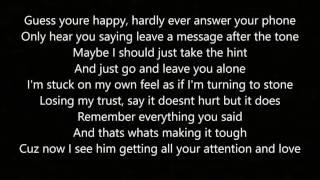 Falling - By: Ollie (Lyrics)
