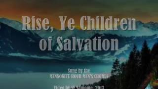 Hymn Song - Rise Ye Children Of Salvation (More than Conquerors Are we)
