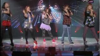 [K-Chart] 5. [▲1] NU ABO - f(x) (2010.5.28 / Music Bank Live)