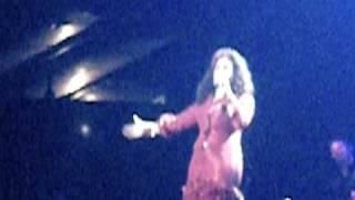""" SI VOY A PERDERTE "" , GLORIA ESTEFAN EN ARGENTINA ABRIL 18 DE 2009"