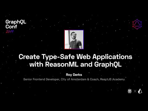 Create Type Safe Web Applications with ReasonML and GraphQL
