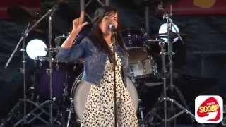 Indila - Dernière danse (SCOOP LIVE [Saint-Étienne] - 22/06/2014)
