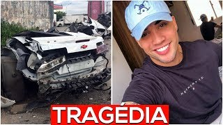 🔴 MC BRISOLA SOFRE ACIDENTE E MOTORISTA ACABA MORRENDO!