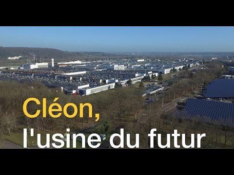 Cléon, l'usine du futur | Groupe Renault