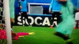 GOL: CROÁCIA 0 x 1 PORTUGAL EURO 2016  25-06-2016