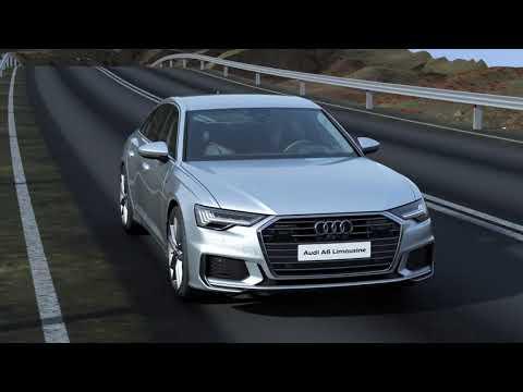 Mildhybridteknologi i Audi A6