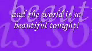 Spanish eyes - Backstreet Boys (with lyrics)