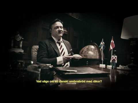 GEDSER-ROSTOCK, Danmarks bäst bevarade hemlighet - Del 2 - Ambassadören