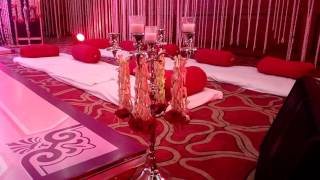 Beautiful Arabian night  decoration