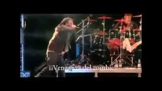 Six Feet Under - Revenge of the Zombie (Live) Subtitulado