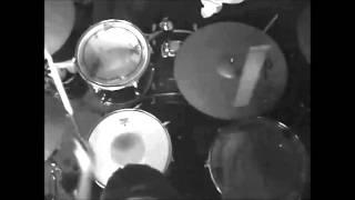 #3 paramore - chushchushchush (bateria) cover