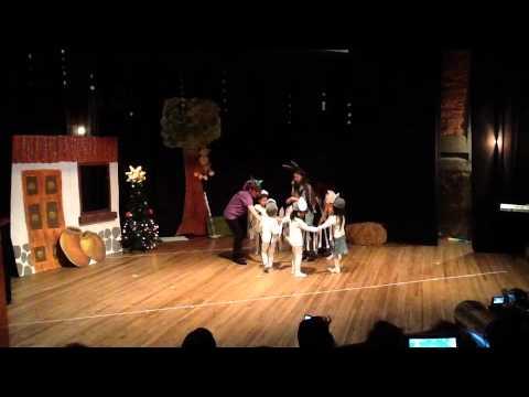 Presentación niños Navidad 2011