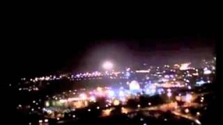 New 4th Video of Temple Mount Dome of the Rock UFO!