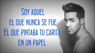 Prince Royce - Soy El Mismo+Letra