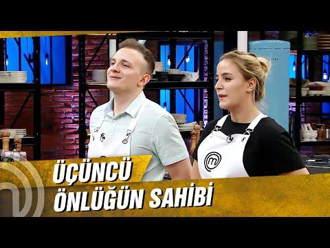 Önlük Yarışının Üçüncü Kazananı | MasterChef Türkiye 28. Bölüm