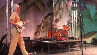 THE GARDEN - New Song Live at Garden Amphitheatre 6/24/17