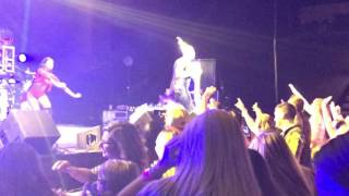 "Flo Rida ""Cake"" live in Wichita 3/30/17 at Channel 96.3 Spring Break"