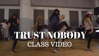 Trust Nobody @SelenaGomez & @CashmereCat CLASS VIDEO| @DanaAlexaNY Choreography