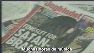 Burzum - War (Subtitulos en Español)