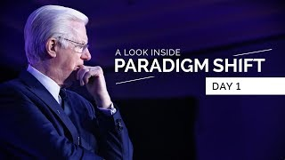 A Look Inside Paradigm Shift | Day 1