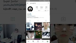 170804 Yesung's IG Live with Donghae and Eunhyuk