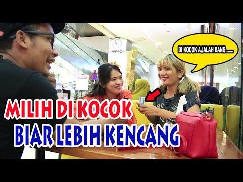 Download Video Social Experiment -  PILIH DIKOCOK ATAU UANG 500 RIBU?