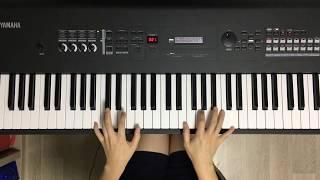 Eun's Piano (힐링음악) -아이유 (IU)  -가을 아침 Autumn Morning  피아노연주 Yamaha MX88