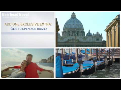 Celebrity Cruises 2017 Deal with Barrhead Travel