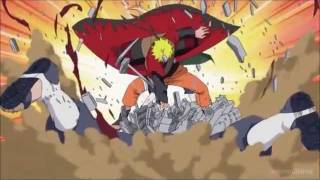 Naruto AMV - Saw Soundtrack ft. Naruto vs. Pain